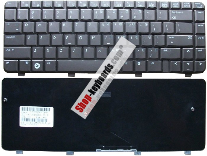 keyboard for HP Pavilion DV4-1100