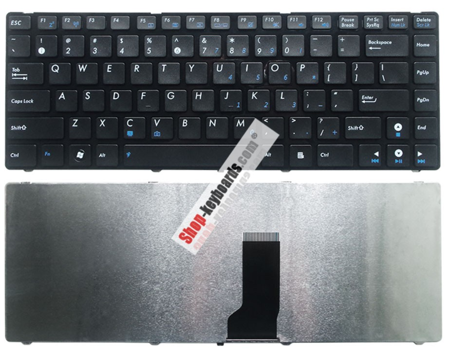 keyboard for Asus UL80